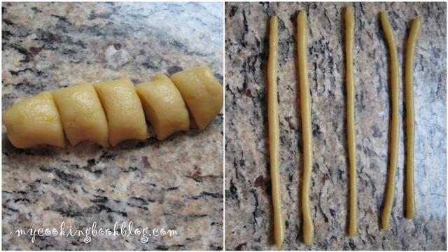 Как се плете триизмерна плитка от тесто с 5 или повече възела