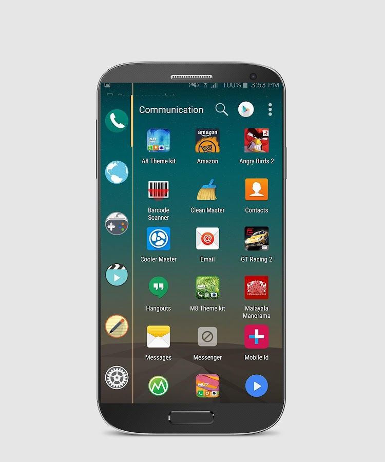 G3 sl theme android apps on google play for Portent g3 sl 8