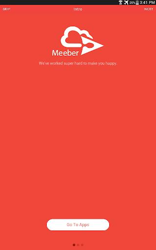 Meeber POS Beta