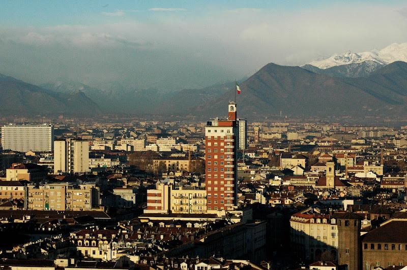 Sky line di Torino di paolo_battilani