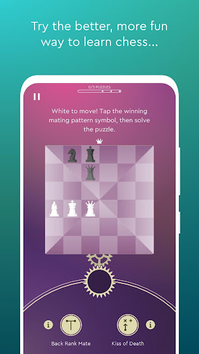 Magnus Trainer - Learn & Train Chess A2.3.1 screenshots 1
