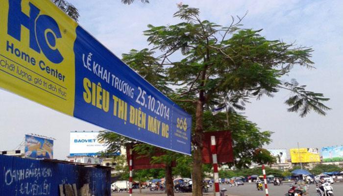 Cờ Lưu Niệm - Địa chỉ in băng rôn Hà Nội hàng đầu