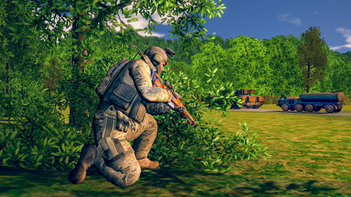 Commando Secret Mission - Free Shooting Games 2020 screenshots 2