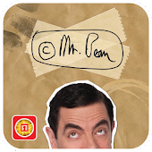 Mr Bean Lock Screen