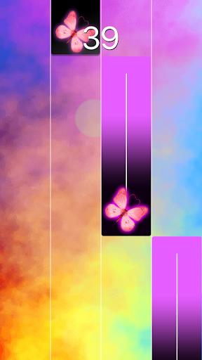 Pink Piano Music Tiles: KPOP 1.09 Screenshots 2