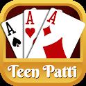 Teen Patti : 3 Patti Poker Game 2019 icon