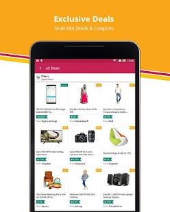 Compare Price, Deals, Cashback- screenshot thumbnail