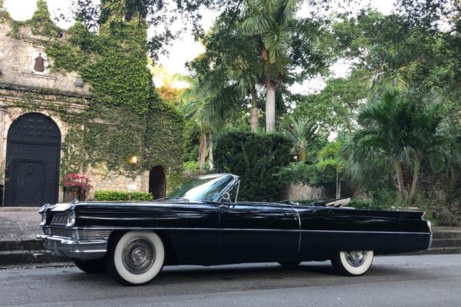 1964 Cadillac DeVille Hire FL