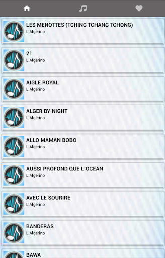 Download Musique L'Algerino Paroles Nouveau Google Play