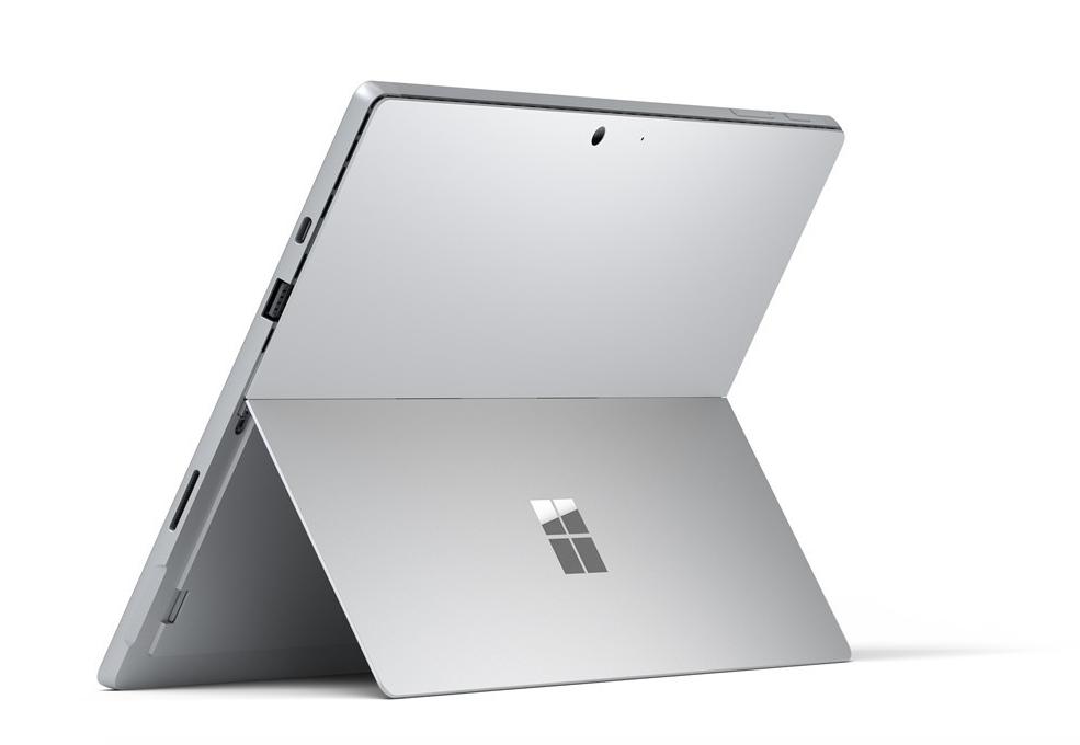 Surface Pro 7 キックスタンド ロゴ