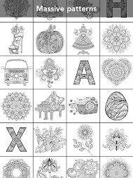 Mandala Coloring Book APK Screenshot Thumbnail 18