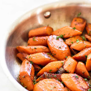 Lemon-Honey Glazed Carrots Recipe