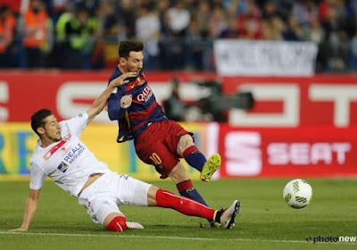 Le Barça émerge au terme d'un match accroché et remporte la coupe d'Espagne