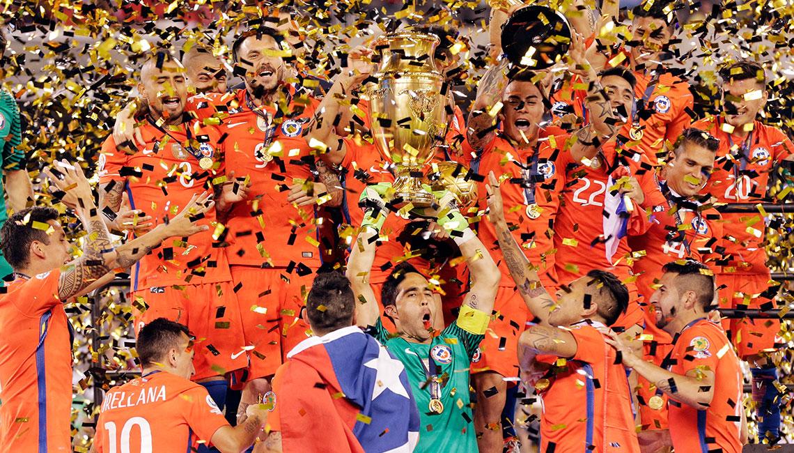 La Copa América Centenario, gran negocio, poco fútbol