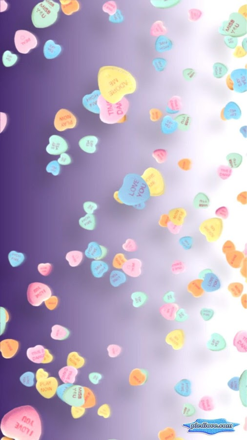 Candy Sweet Hearts of Love 3D- screenshot