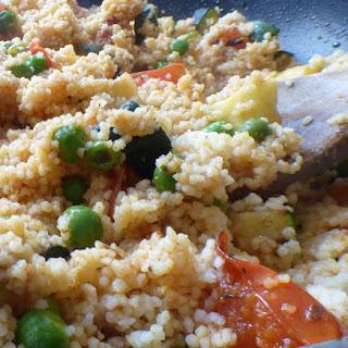 Quick Vegetable Couscous
