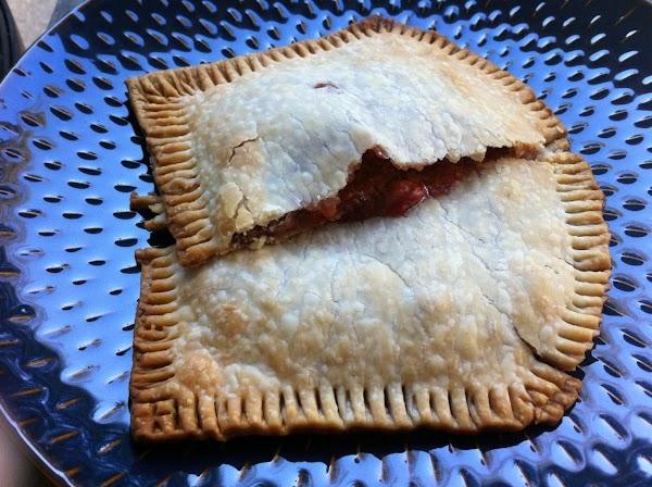 Toaster Strawberry Pastry Recipe