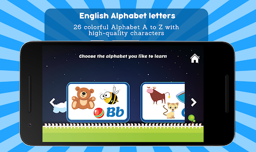 Alphabets Fun for Toddlers - náhled