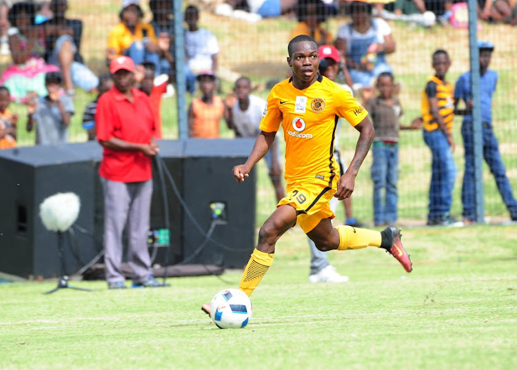 Emmanuel Letlotlo hopes to revive his career at Baroka after struggling at Chiefs.