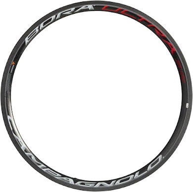 Campagnolo Bora Ultra 35 Tubular Rim, Rear, Bright Labels 2015-17 alternate image 0