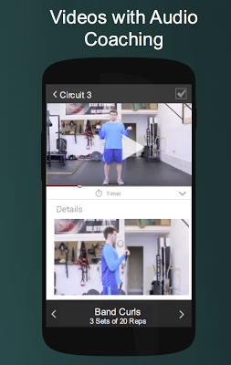 Resistance Band Workouts - screenshot