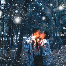 Wedding photographer Kelvin Gasymov (Kelvin). Photo of 01.11.2017