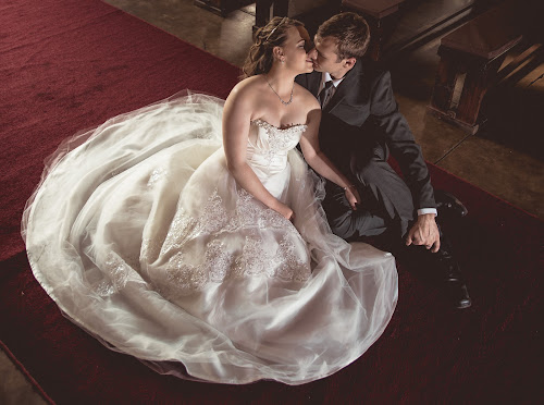 by Swan Photography - Wedding Bride & Groom