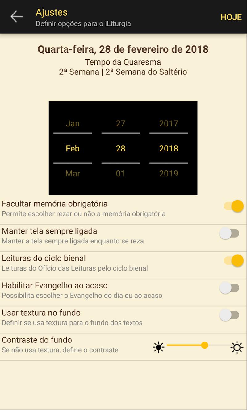 iLiturgia Screenshot 7