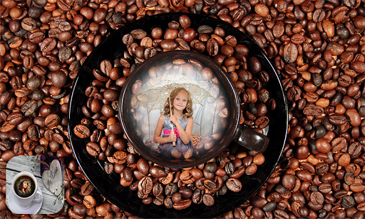 Coffee Cup Photo Frames Apk Download 3