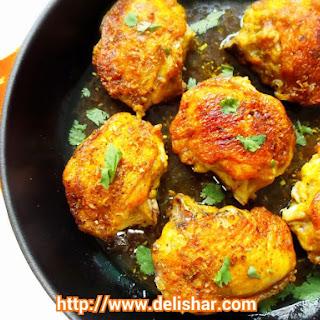 Thai Style Crispy Chicken.