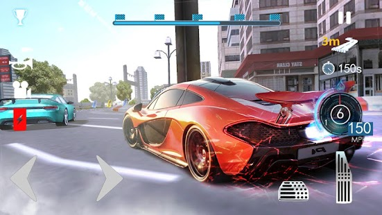 Fast Car Drive : Real Highway Drift Racing Game - náhled