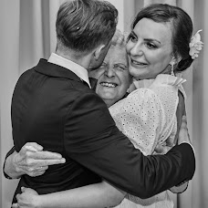 Wedding photographer Marcin Bogulewski (GaleriaObrazu). Photo of 27.08.2018