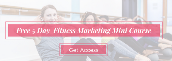 Free 5 Day Fitness Marketing Mini Course