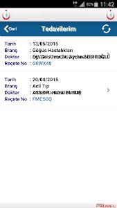 İzmir Göğüs H. Hastanesi Mobil screenshot 3