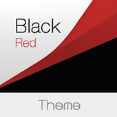 Black Red Premium Theme