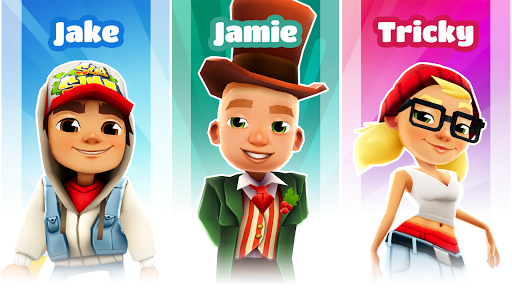 Subway Surfers 1.96.2 screenshots 24