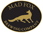 Logo for Mad Fox Brewing - Taproom