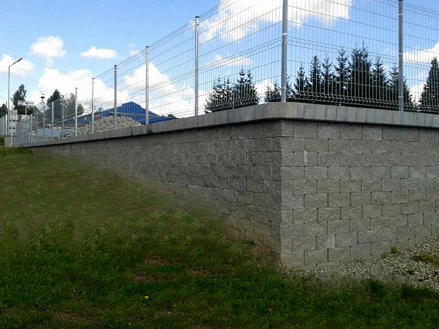 Mur oporowy - budowa zgodna z prawem