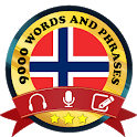 Learn Norwegian Free icon