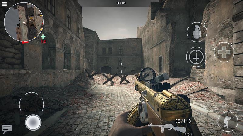 World War Heroes: WW2 Shooter Screenshot 3