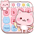 Cute Pink Kitty Keyboard file APK for Gaming PC/PS3/PS4 Smart TV