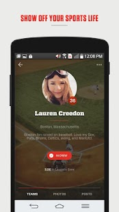 Fancred - Your Sports Identity- screenshot thumbnail
