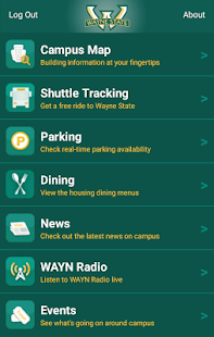 Wayne State Mobile- screenshot thumbnail