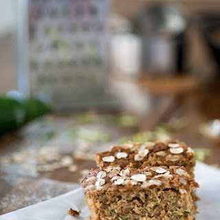 Zucchini and Oats Breakfast Bread