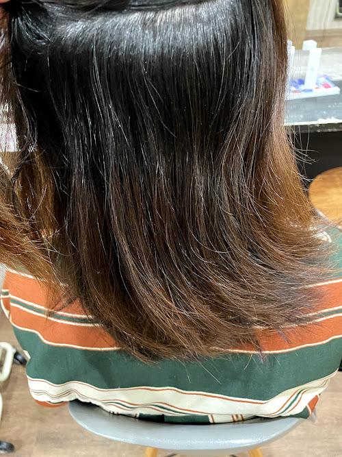 【大阪】梅雨で広がる癖毛にはLULUトリートメントと縮毛矯正がオススメ