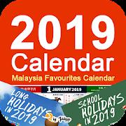 Calendar 2019 for Malaysian APK