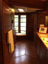 Photo: The bathroom