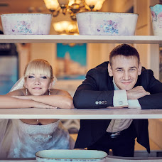 Wedding photographer Aleksandr Roschin (Roshin). Photo of 11.11.2014