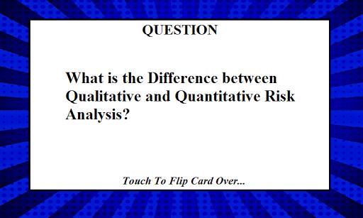 CISSP Flash Cards Study Exam
