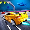 Underwater Car Driving Simulator: Water Car Race icon